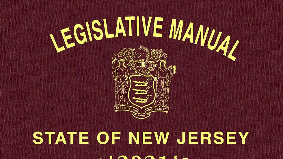 2021 Fitzgeralds New Jersey Legislative Manual - First Edition