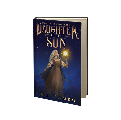 Daughter of the Sun Paperback