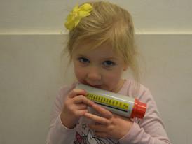 Hazeltots Pre-school, Girl