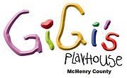 GiGi's Playhouse McHenry County Down Syndrome Achievement Center Logo