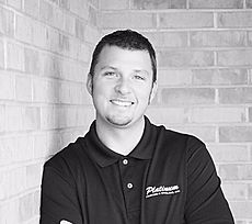 Jeremiah Matchen, President and Owner of Platinum Heating and Cooling, Inc.