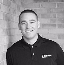 Cory Peterson, Lead Technician at Platinum Heating and Cooling, Inc.