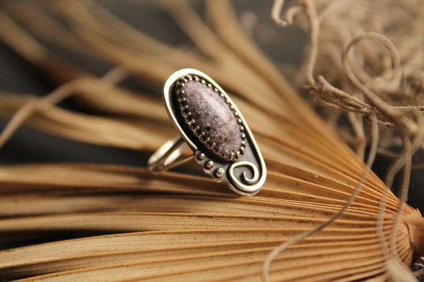 Infinity Spiral * Louisiana Opal * Le Joie De Vivre * Sz 7