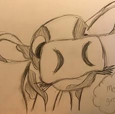Spanish Cow