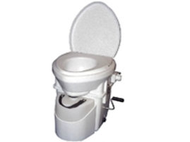 Nature's Head Composting Toilet with Standard Handle