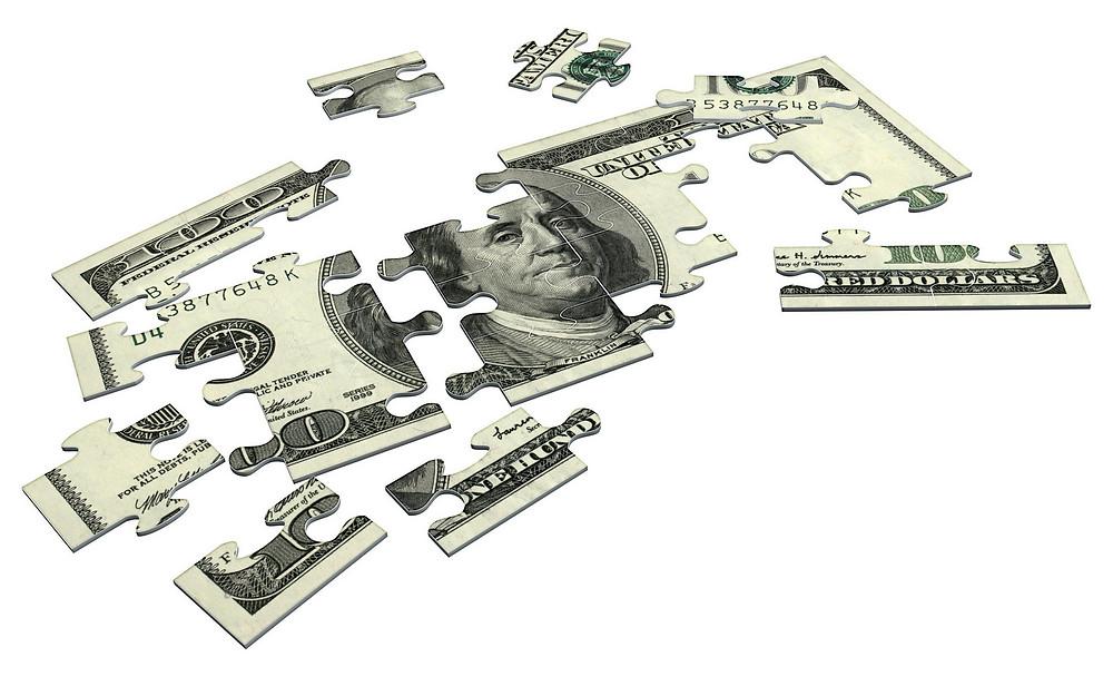 Dollar_puzzles. Comment gérer les dettes