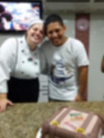 Cake Designers Manu Monteiro e Mário Santiago Junior