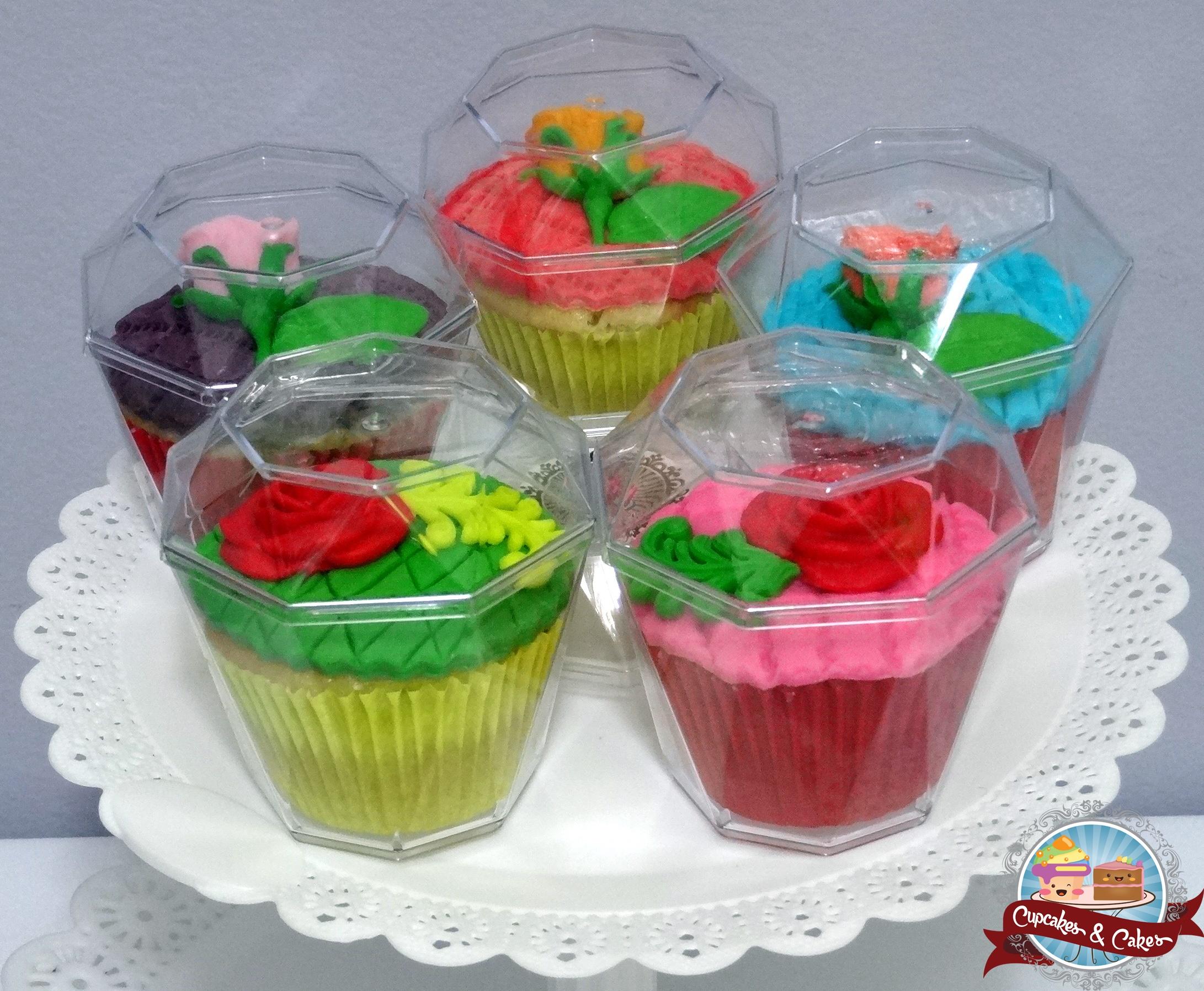 Cupcakes Individuais