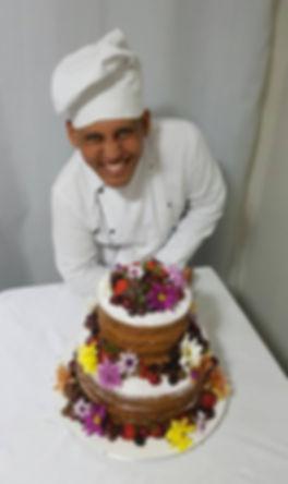 Cake Designer Mário Santiago Junior