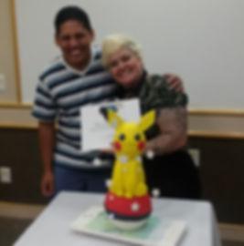 Cake Designers Mário Santiago Junior e Ana Elisa Salinas