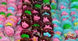 Cookie Pops Peppa Pig