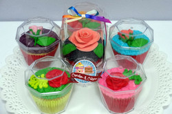 Embalagens de Cupcakes Individuais