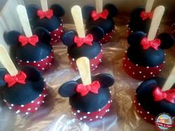 ChocoMaçãs Minnie Mouse