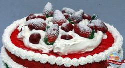 Naked Cake Colorido