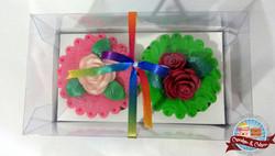 Caixa c/ 2 Cupcakes