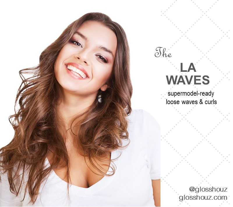 LA Waves City-style Blowout