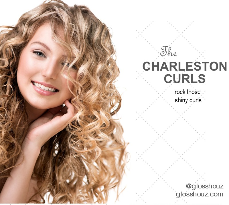 Charleston Curls City-style Blowout