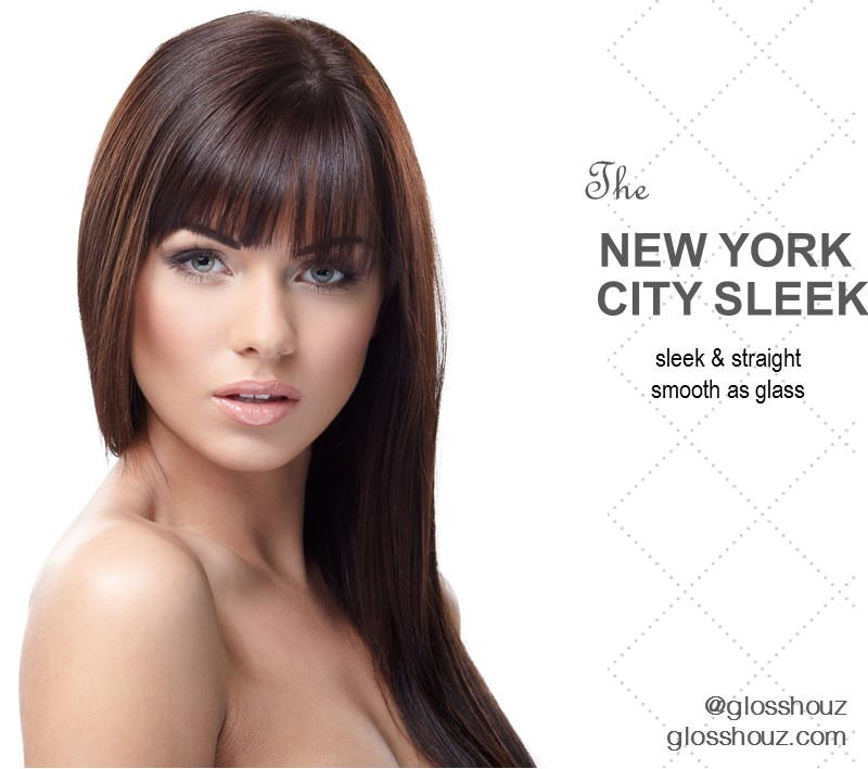 New York Sleek City-style Blowout