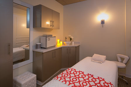 Glosshouz Treatment Room