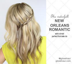 New Orleans City-style Braid