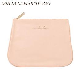 Ooh La La Pink It Bag