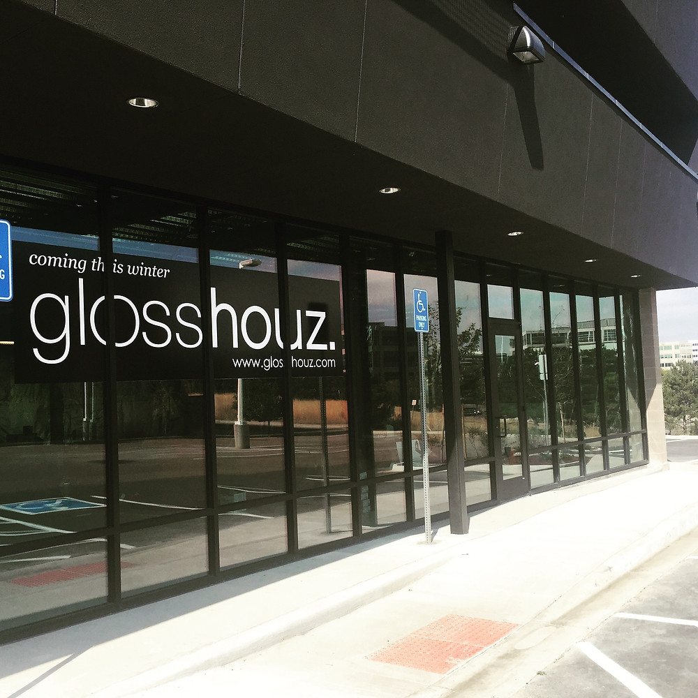 Glosshouz storefront coming soon