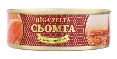 Сьомга RIGA ZELTA 0,200 г