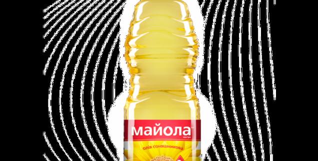 Олія ТМ Майола рафінована 2 л.