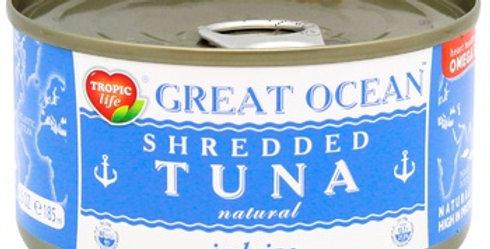 Тунець GREA OCEAN  0,170 г