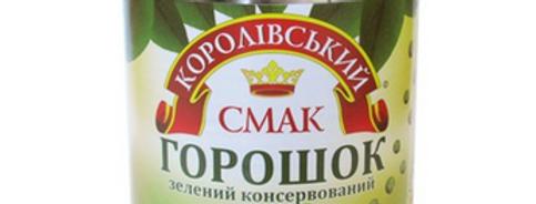 Горошок Королівський смак, ж/б, 420 г
