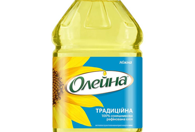 Олія ТМ Олейна раф 3 л
