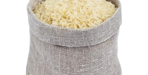 Рис пропарений 25 кг