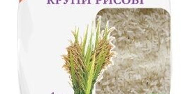 Рис круглозернистий 1 кг