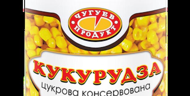 Кукурузка ТМ Чугуєв, ж/б, 425 г