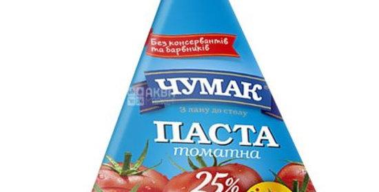 Паста томатна ТМ Чумак 0,70 г