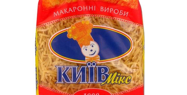 Макарони Київ-Мікс асорті 1 кг