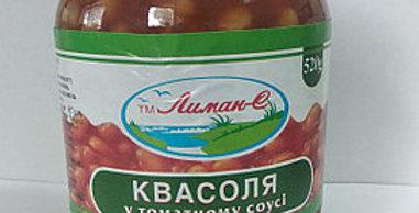 Квасоля Лиман в т/с 500 г