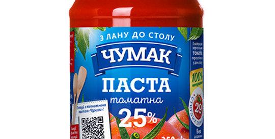 Паста томатна ТМ Чумак 0,350 г