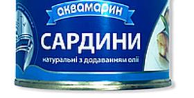 Сардина ТМ Аквамарин 0,240 г