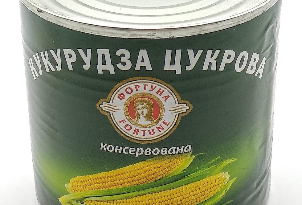 Кукурузка ТМ Фортуна 0,425 г