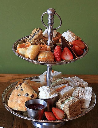 Full afternoon tea