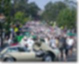 The oak bay car show