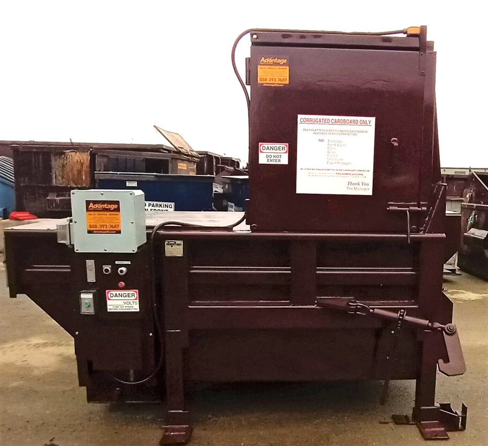Refurbished Marathon Waste Compactor