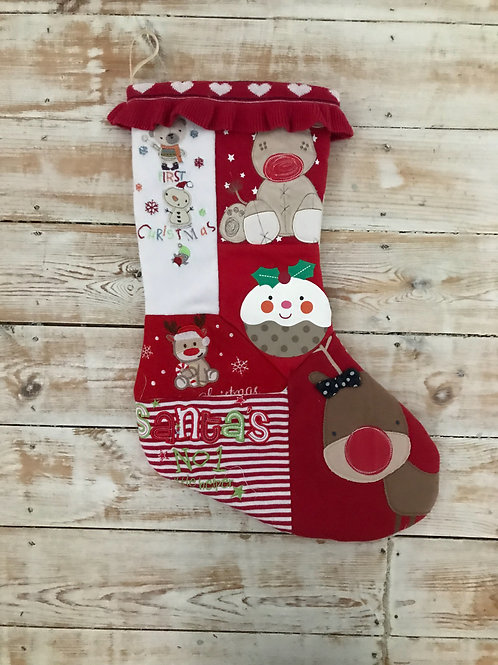 Keepsake Christmas Stocking
