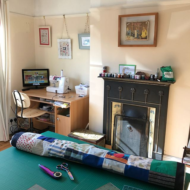 My craft room, where the magic happens