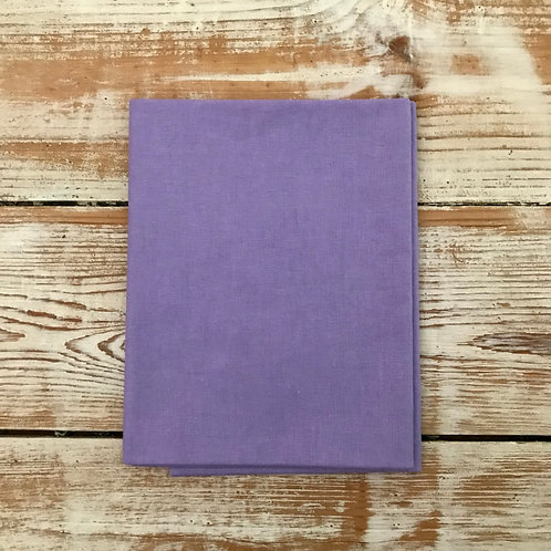 Lilac - Basic Solid Cotton