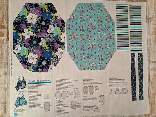 Lexi Molly Maker Bag Panel - by QT Fabrics