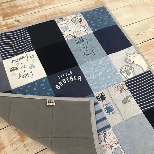 Small Keepsake Blanket