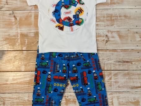 Easy Cotton Pyjamas