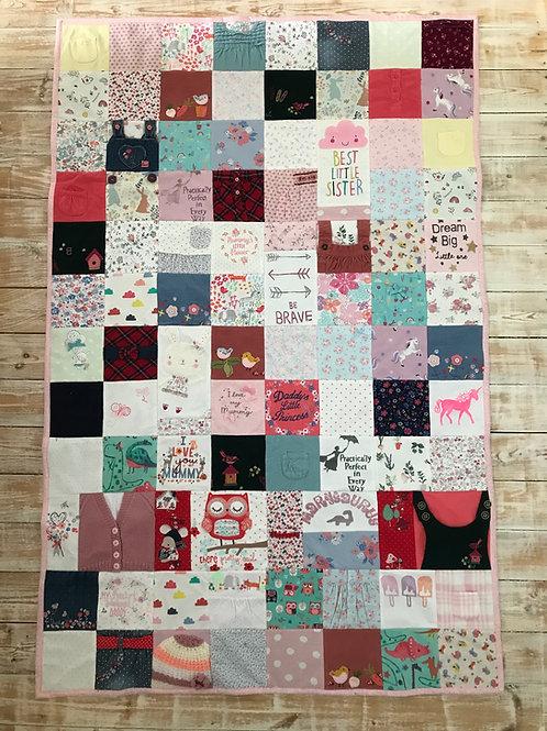 Large Keepsake Blanket